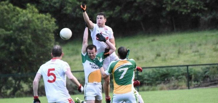 Glenswilly boss positive despite big absentees as Dungloe look to take another step