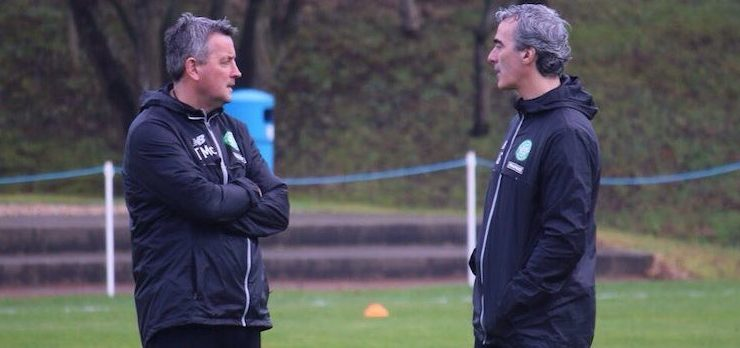Delighted for McGuinness as Celtic defeat Rangers in Development League