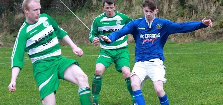 Kildrum Tigers move into second place in Premier Division with win at Castlefin