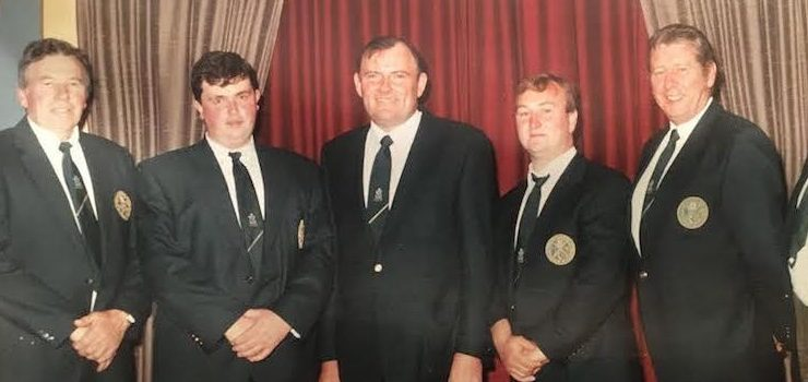 Donegal Sports Star Hall of Fame for John Campbell
