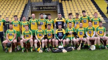 Donegal hurlers
