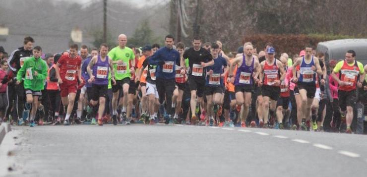 Alan Patterson 5k – where did you finish? Full results here