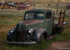 Out to Pasture (Bodie No. 4)