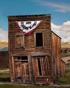 Memories of the 4th (Bodie No. 1)