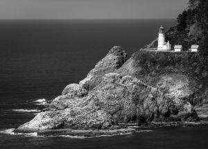 Hemet Head Lighthouse, Oregon