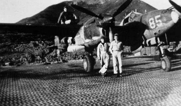 Marston Matting WWII Runway
