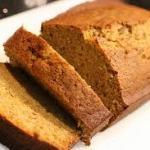 Kalabasa Spice Bread