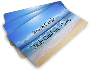 Beach Cards Daily Guidance cards