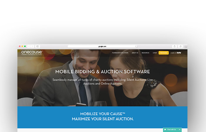 The Top 10 Charity Auction Websites (Reviewed and Rated) DonorSearch - silent auction app free