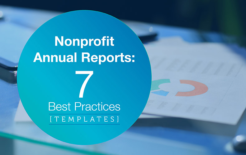 Nonprofit Annual Reports 7 Best Practices Templates DonorSearch
