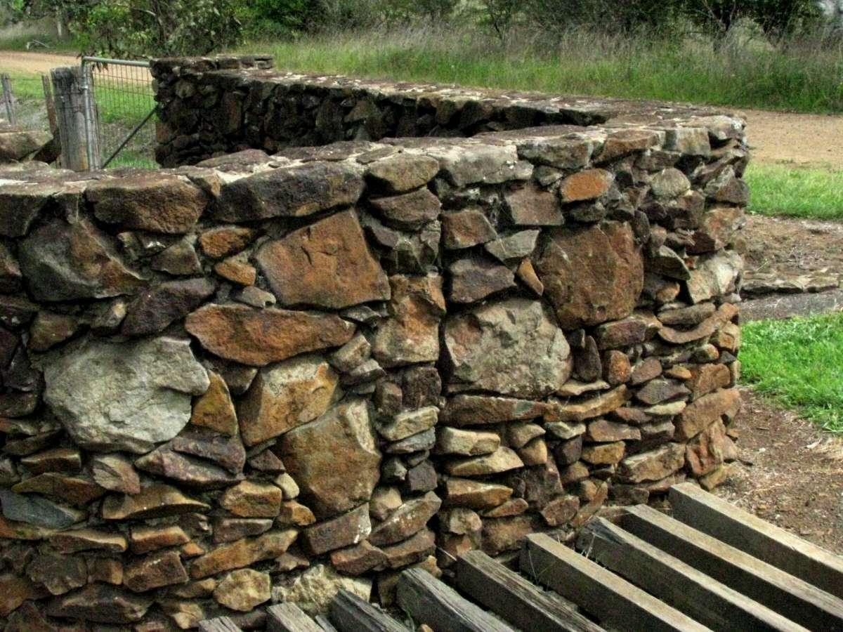 Rock wall rock wall