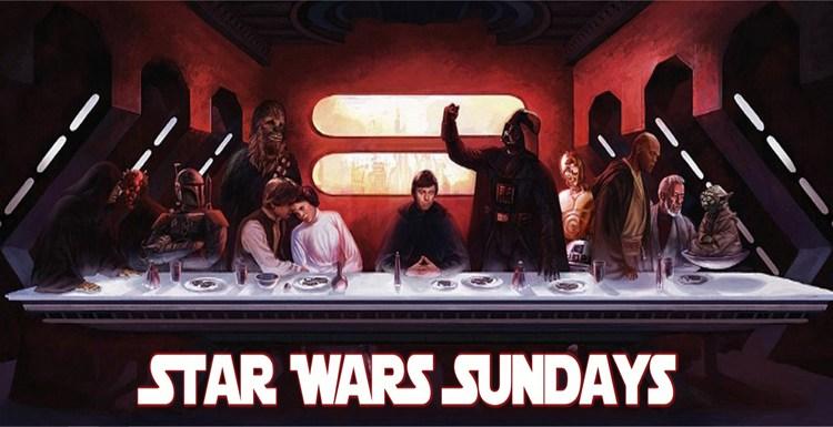 Star Wars Sundays continuum slider test