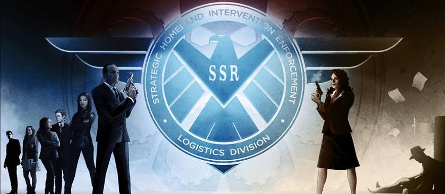 Agents of SHIELD Agent Carter Slider