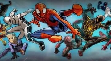 Spider-Man Unlimited slider