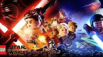 Lego Star Wars Force Awakens slider