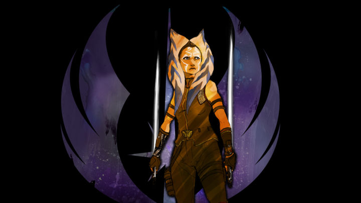 Ahsoka novel preview image