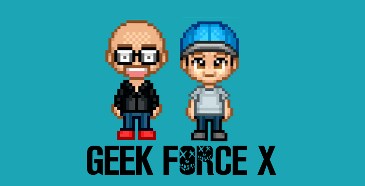 GEEK FORCE X
