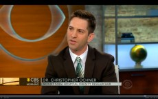 CBS This Morning [live 1-23-14] Discussing a study suggesting that cooler temperatures may help weight loss