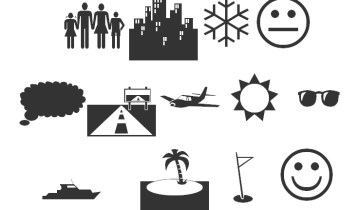 4 Wingdings Vacation