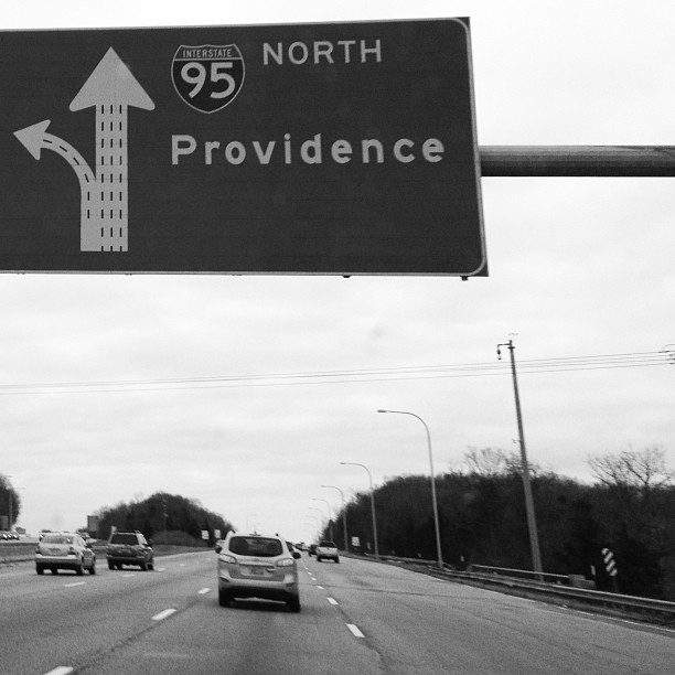 Providence sign