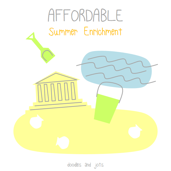 Affordable Summer Enrichment