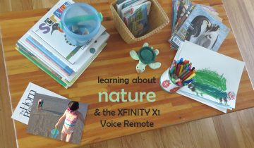 Learn about Nature and Xfinity Voice Remote