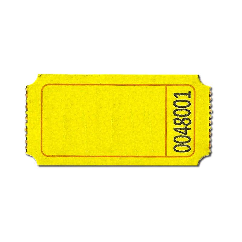 Premium Blank Roll Tickets - Doolins