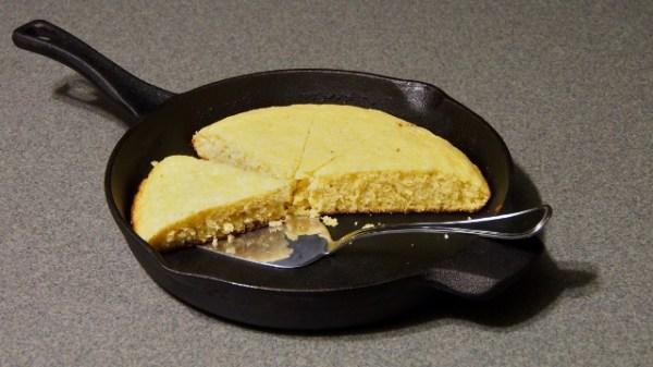 Grilled Cornbread | doomthings