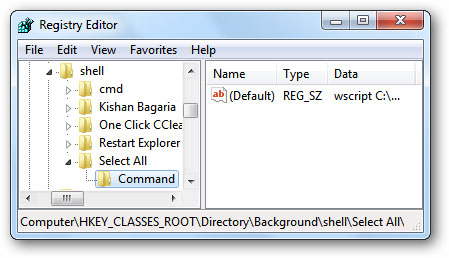 How To Select All Files In A Folder Using Context Menu