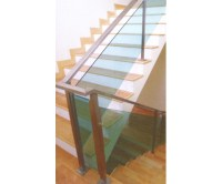 Staircase Railing & Glass 01 | Stairecase Glass Supplier ...