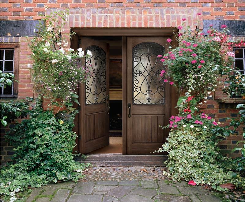 Exterior doors patio doors french doors