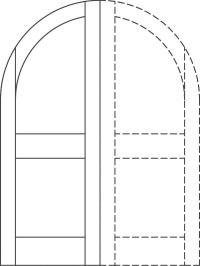 PAINT GRADE MDF INTERIOR DOORS StileChoice - Custom Doors ...