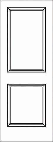 Interior Doors - Paint Grade MDF - Door Model: 5102 ...