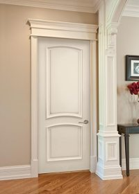 CUSTOM SOLID WOOD and MDF INTERIOR DOORS - by Doors for ...