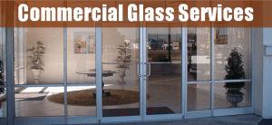 Commercial Glass Door Care Bolton