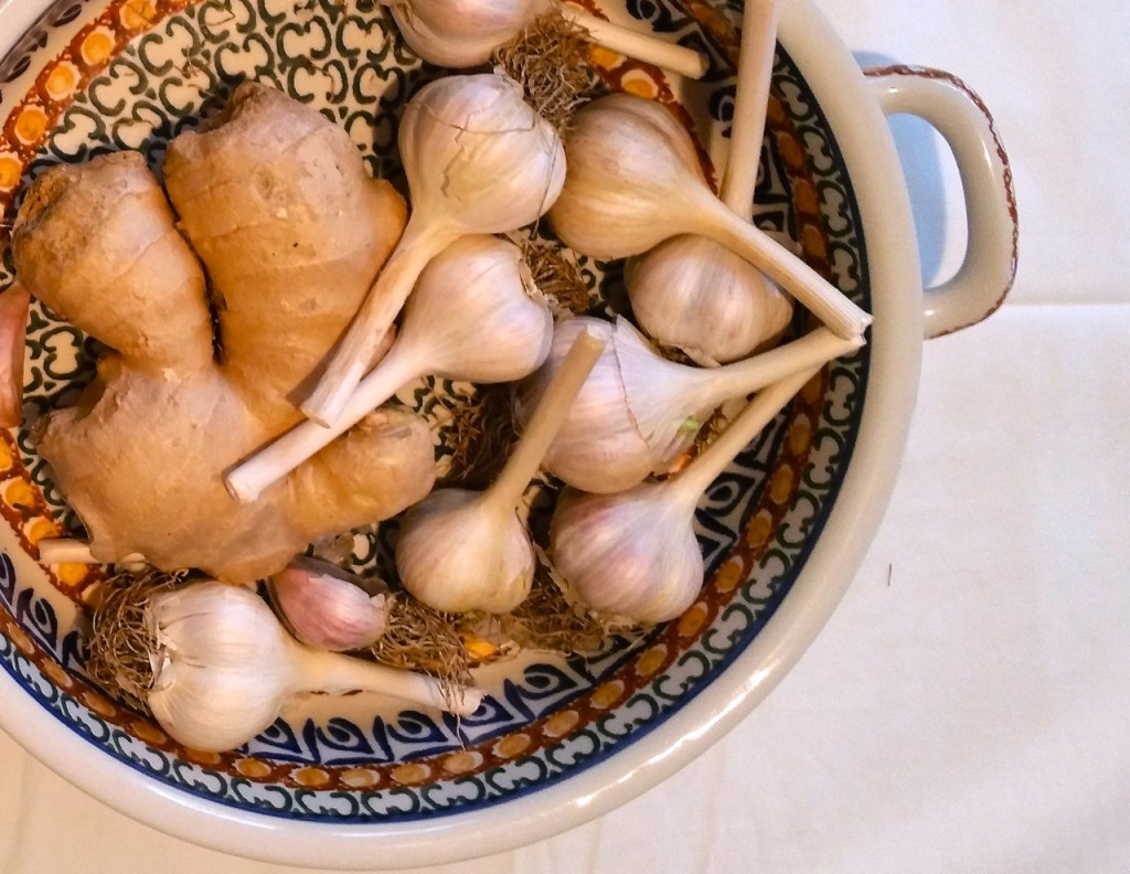 Ginger Garlic