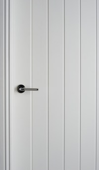 Mexicano White Primed Door (40mm) | Internal Doors | White ...