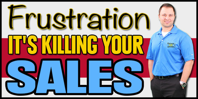 Frustration, It\u0027s killing your sales - Tips, Tricks, And Techniques