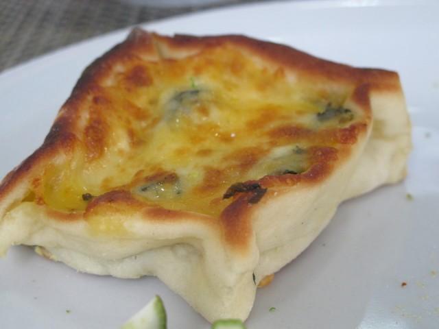 escarola com queijo