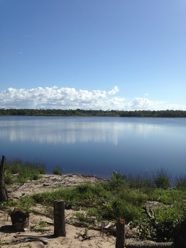 Lagoa Cassange
