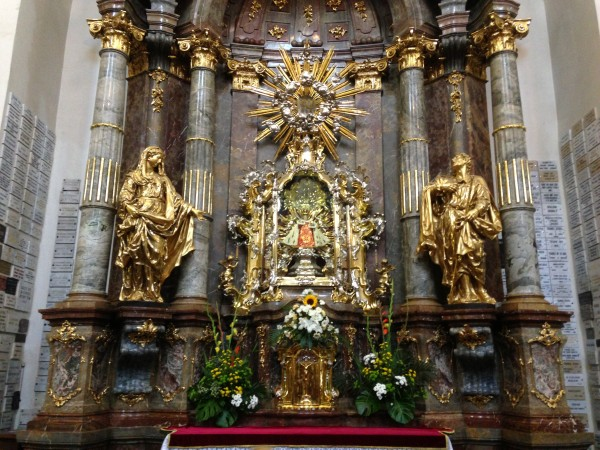 Igreja Menino Jesus de Praga