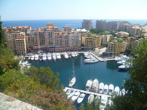 Marina de Monaco-Ville
