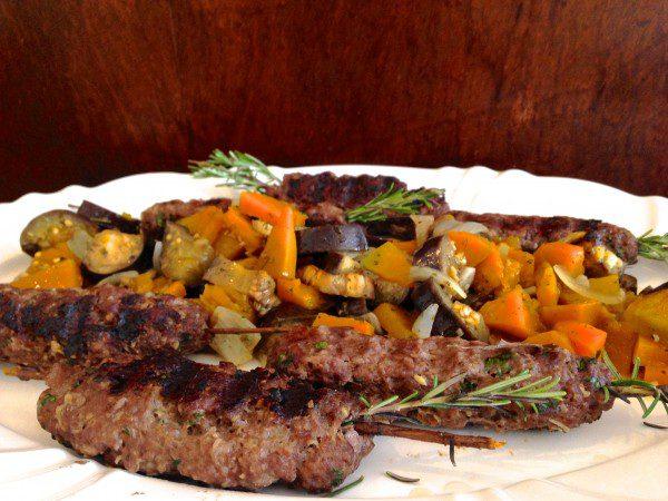receita kafta de carne