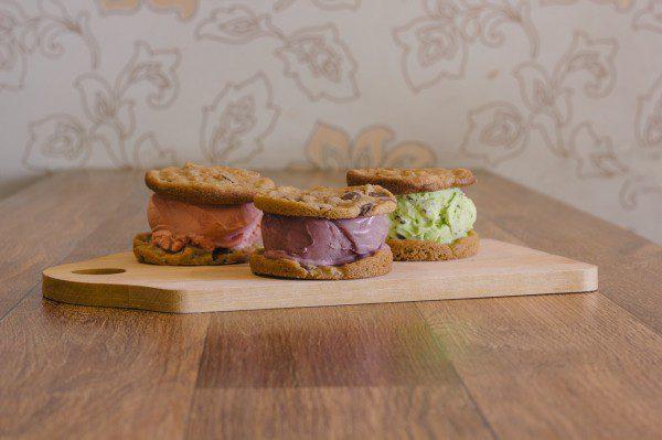 sanduiche de sorvete