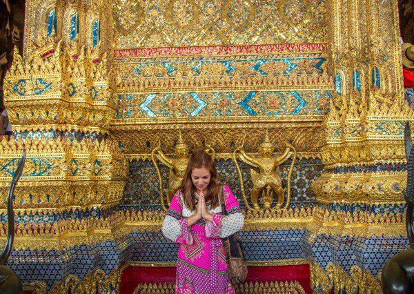 grande palacio bangkok