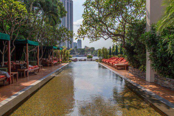 piscina mandarin oriental