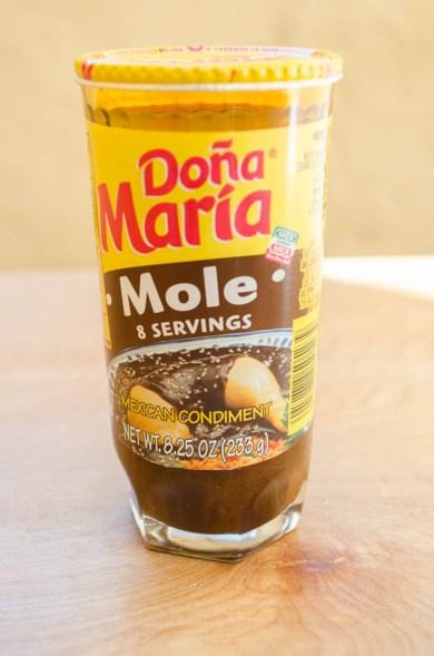 Doña Maria mole paste