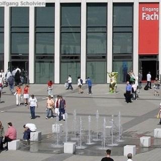 Messe Berlin © visitBerlin, Foto: Wolfgang Scholvien