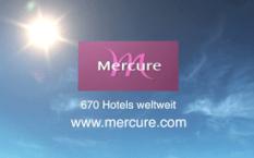 Mercure Hotels - Sprecherin der Wetterpromos