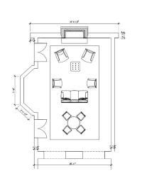Space Planning and Room Design